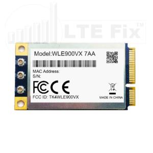 Compex QCA9880 WLE900VX 3x3 MIMO Dual Band WiFi Mini-PCIe module - LTE FIX