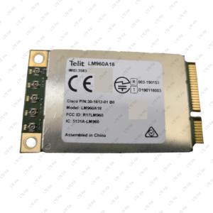 Telit LM960A18 Category 18 LTE-A 4x4 MIMO Modem - Mini-PCIe