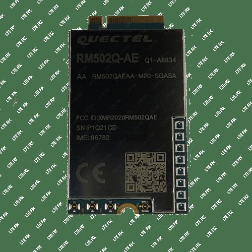 Quectel RM502Q-AE 5G Cellular Modem-Front