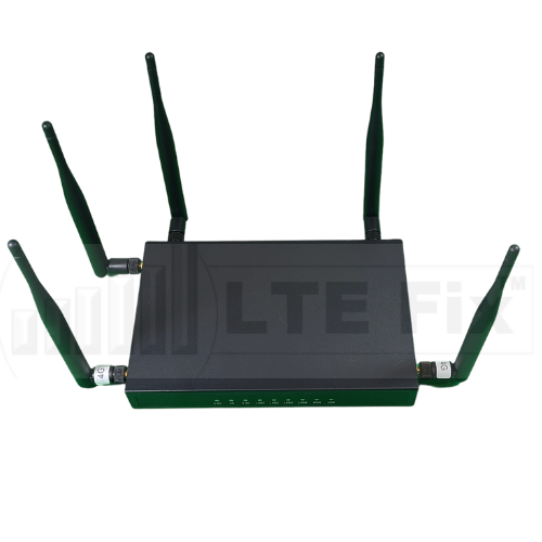 NEXR5GO Cellular Router with Dual Band (2.4GHz & 5.8GHz) WiFi