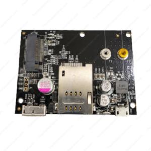 USB3.0 to NGFF M.2 Key B 4G 5G Modem Adapter Board with SIM Card Slot