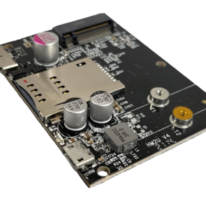USB3.0 to NGFF M.2 Key B 4G 5G Modem Adapter Board with SIM Card Slot-2