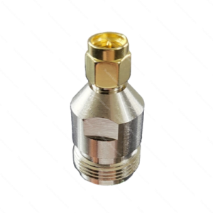 Type N Female to SMA Male Adapter - The Wireless Haven